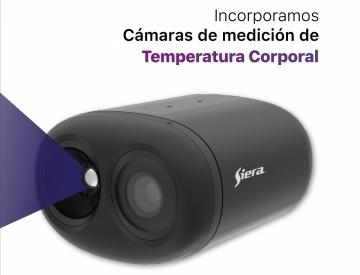 Somos Distribuidores e integradores exclusivos para Mendoza y San Juan de  Cámaras Siera