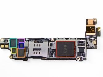 Programa de reemplazo de la placa lógica del iPhone 8.